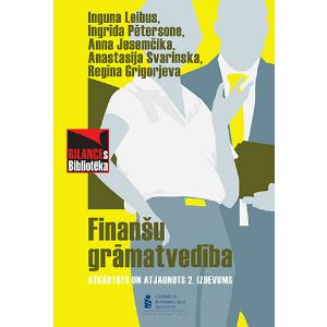 Finanšu grāmatvedība grāmata