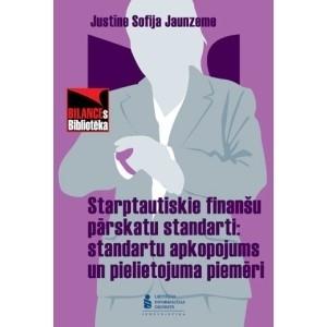 starptautiskie finanšu pārskatu standarti