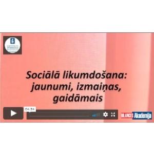 sociālā likumdošana