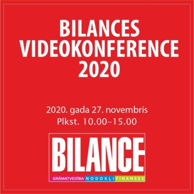 Bilances Videokonference 2020