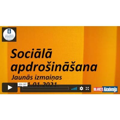 sociālā aprdrošināšana