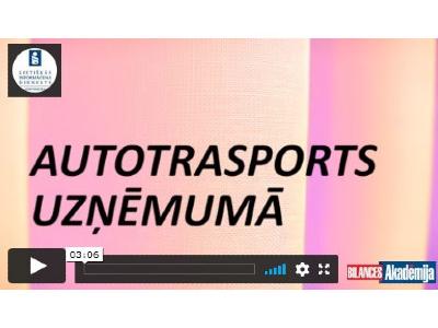 autotransports uzņēmumā